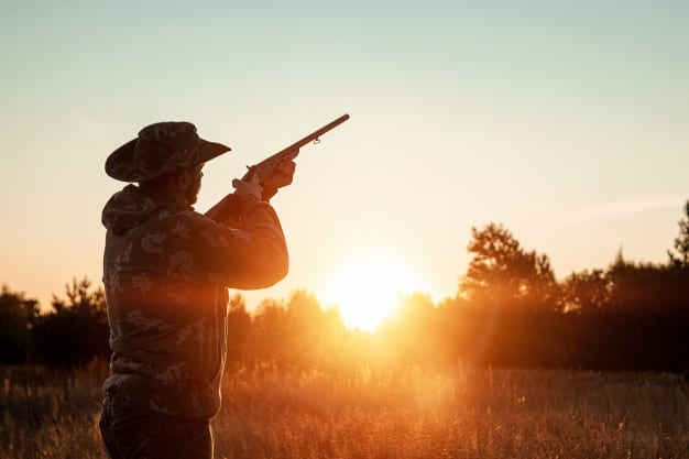 bachelor party ideas - hunting