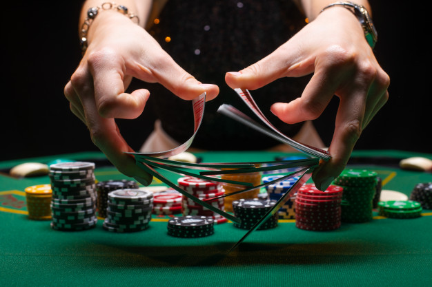 best bachelor party ideas - play pocker