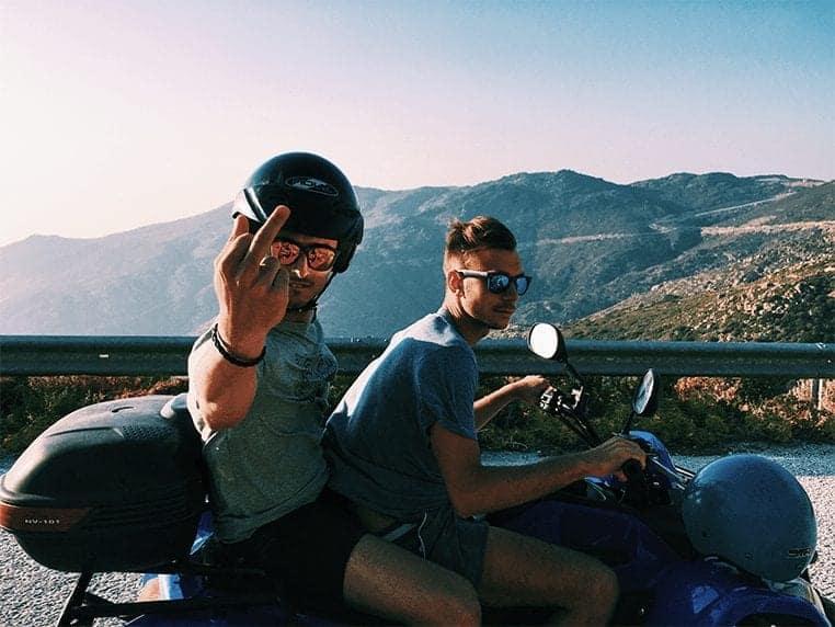 bachelor party ideas - take a road trip