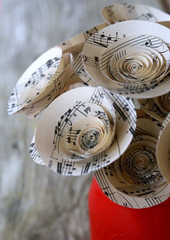 Musical Bouquet - bachelorette party games