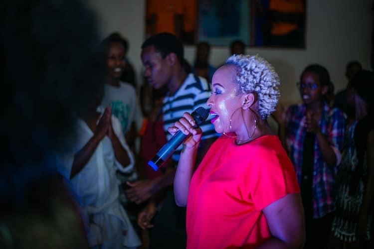 Host a Karaoke Night - Bachelorette Party Ideas