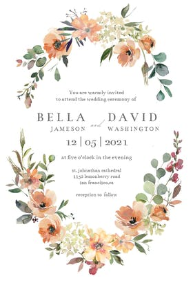 wedding invitations ideas: wedding-invitation