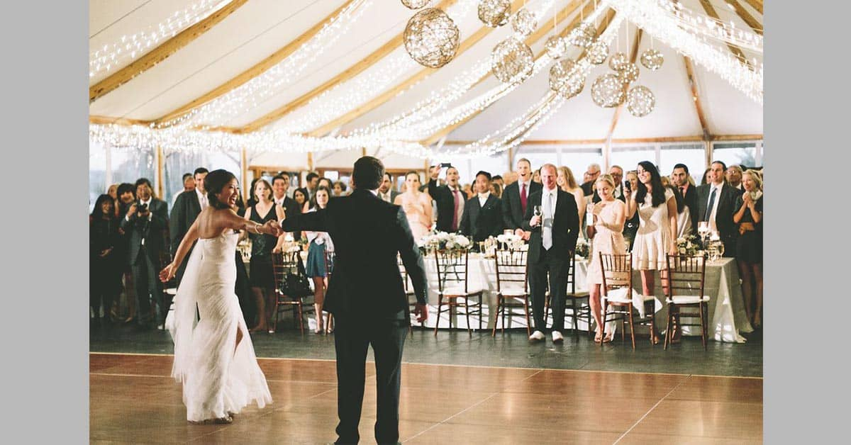 End the Vows Wit -a Dance