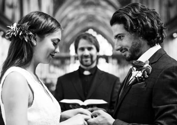 ideas for wedding vows: traditional wedding vows