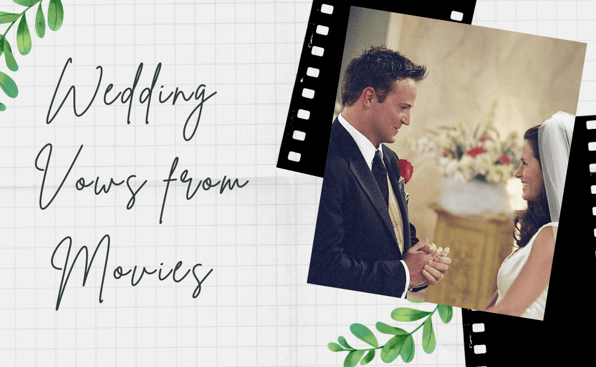 wedding vows from movies