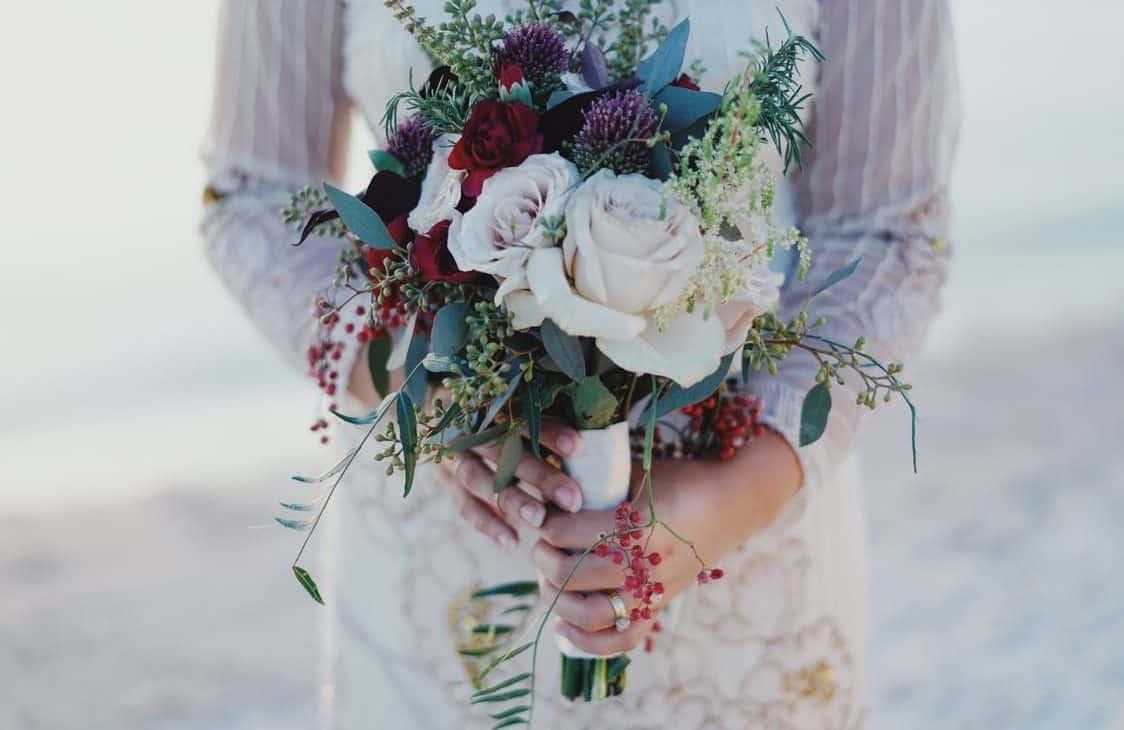 vow renewal ideas: bouquet