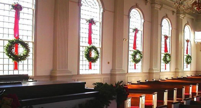 church wreath 2