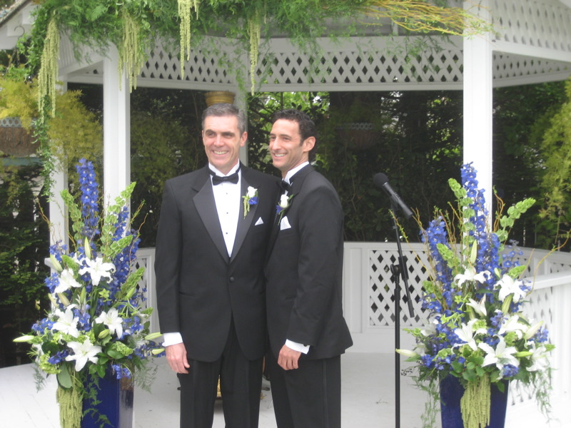 lgbt wedding vows: gay wedding