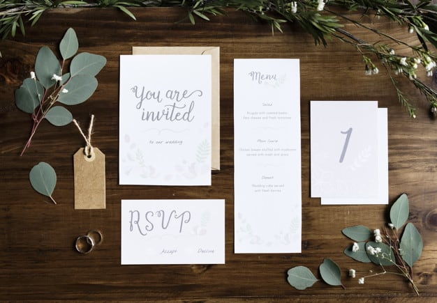 how to fill out wedding rsvp - invitations