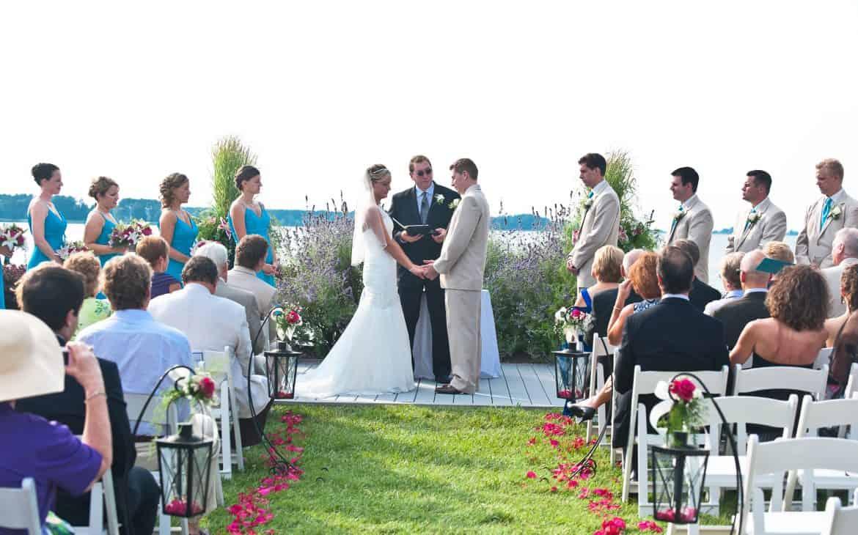 vow renewal ceremony: read wedding vow
