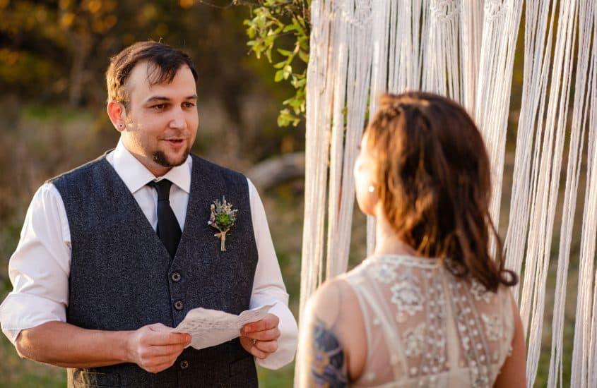 renewal wedding vows