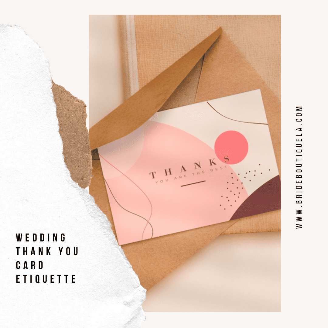 wedding thank you card wording samples and etiquettes  do
