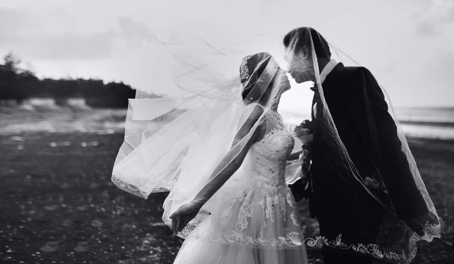 wedding ceremony script - bride and groom