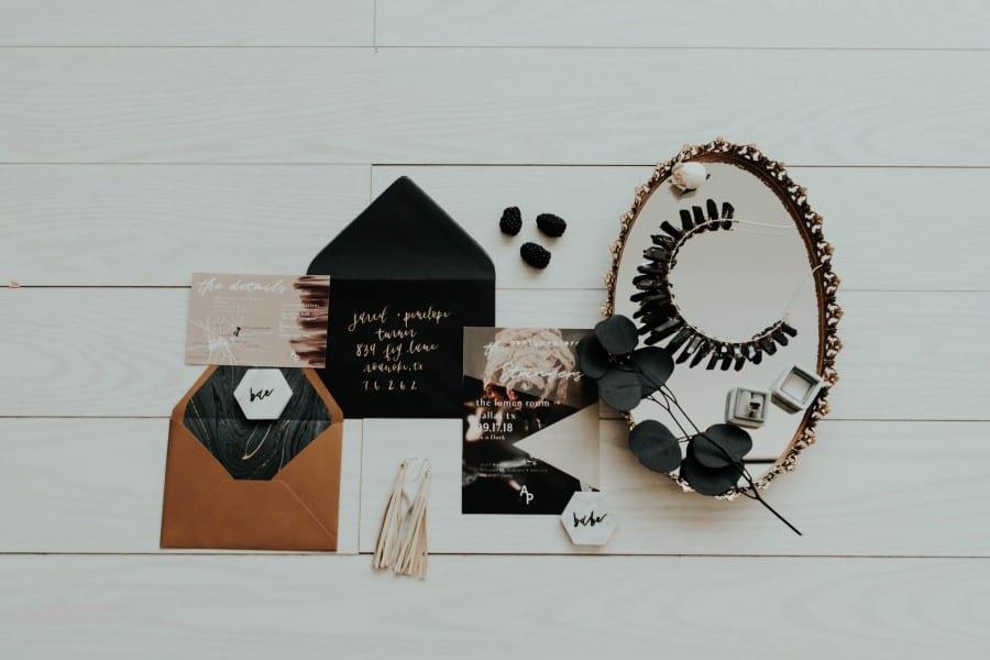 wedding rsvp card wording - thumbnail