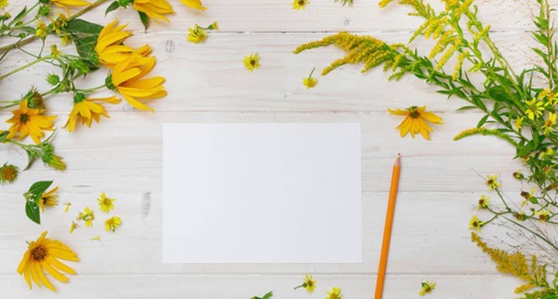 write your wedding vow