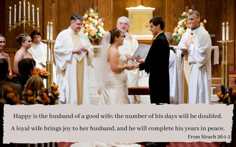 love readings:Catholic wedding reading