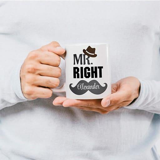 funny couples gift:Custom Couple Mug