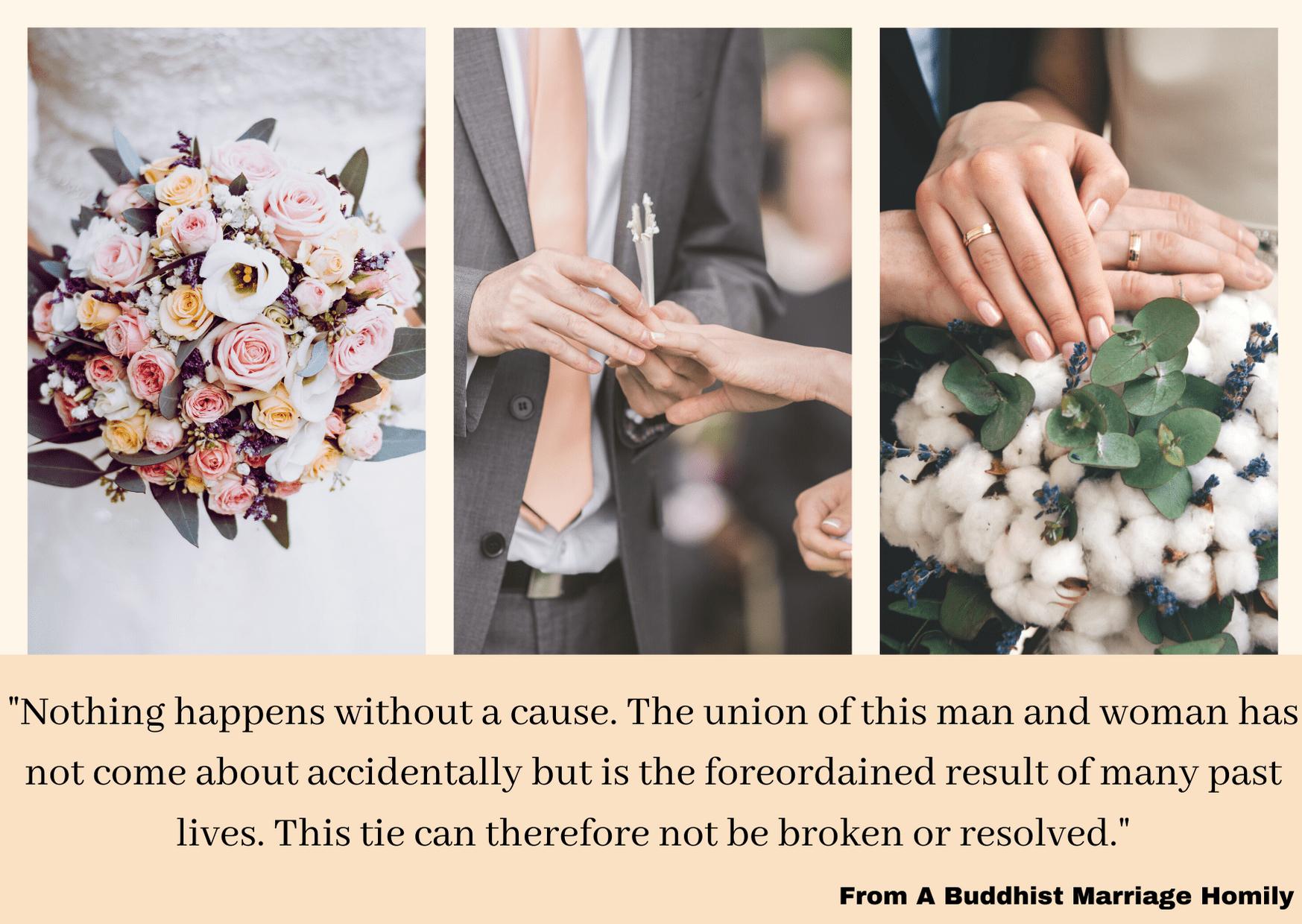 romantic wedding reading: