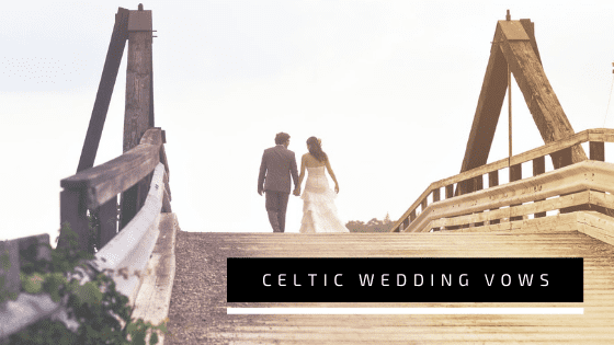 celtic wedding vows - thumbnail