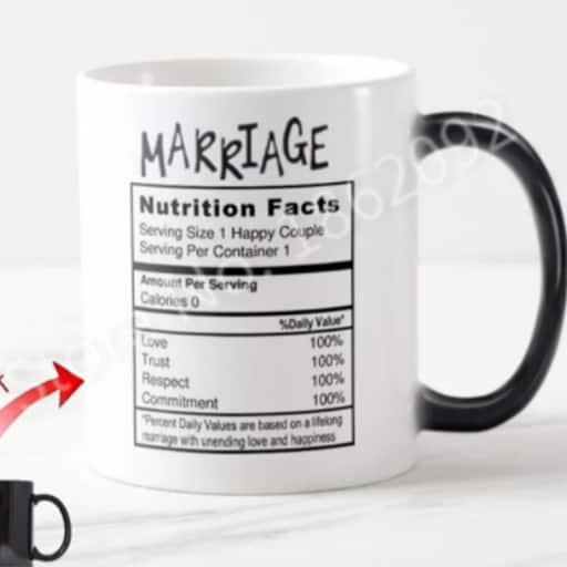 funny wedding gifts:Coffee Mug