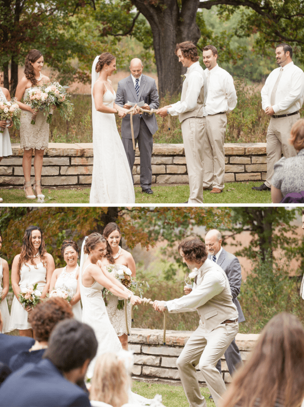 Tie the Knot - unity ceremony ideas