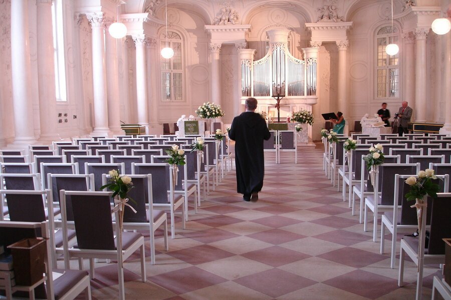 wedding ceremony outline -readings