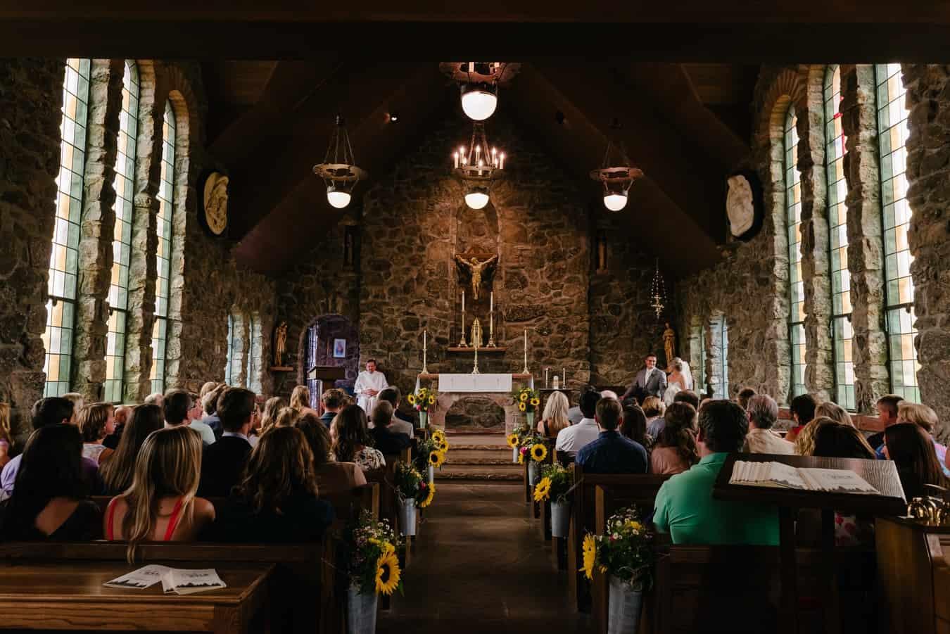 wedding ceremony order - catholic wedding
