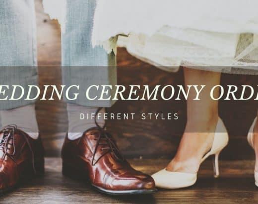 wedding ceremony order thumbnail