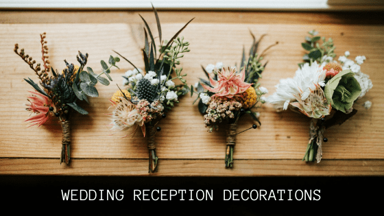 wedding reception decorations thumbnail