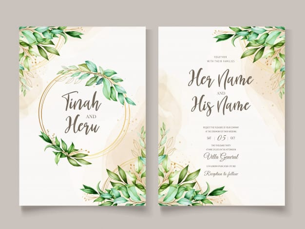 wedding invitations for reception only