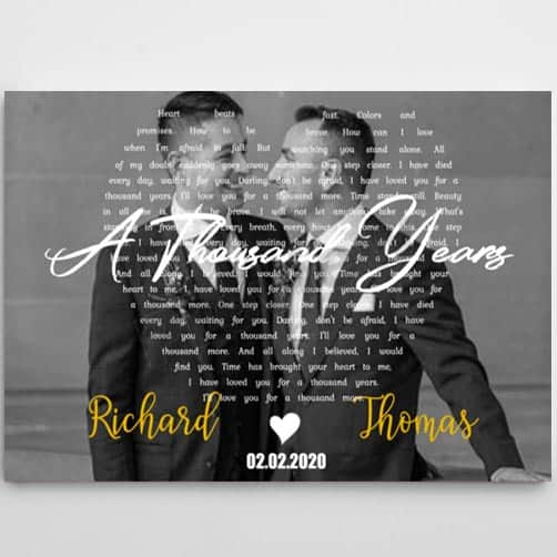 wedding-song-lyrics-canvas