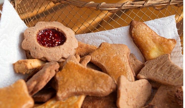 Biscuit Cart