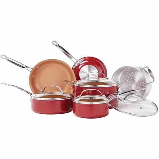 wedding gifts for couples who already live together: Cookware Set