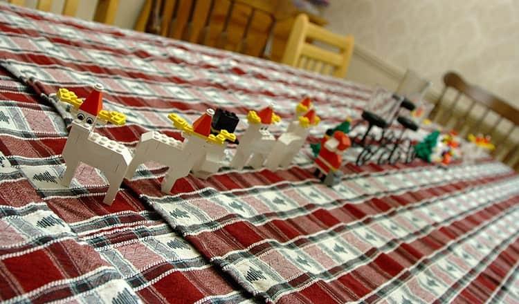 Lego-Centerpieces