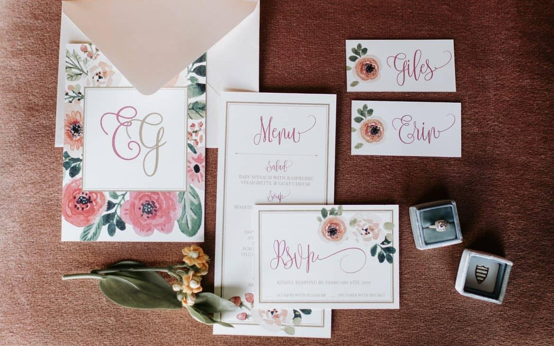 detailed wedding checklist:send your invitation