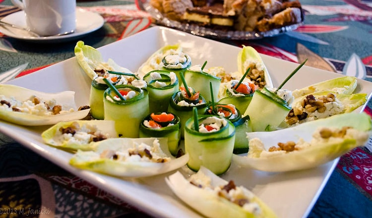 Veggie Roll-ups