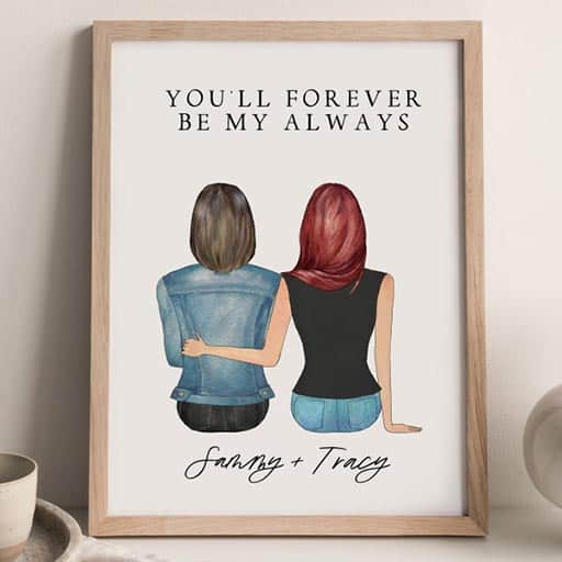 gifts for lesbians: Wall Art Prints