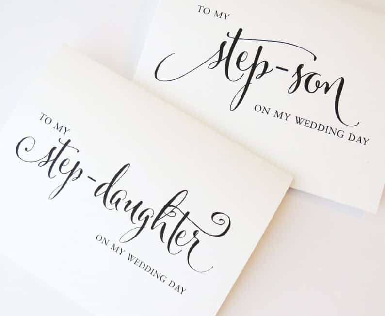 Wedding Card to Your Daughter