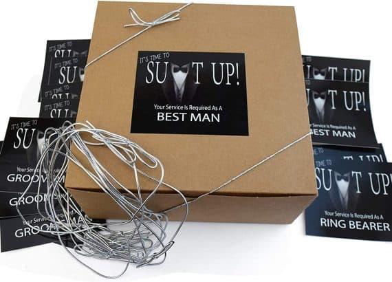 Groomsmen Proposal Gift Boxes