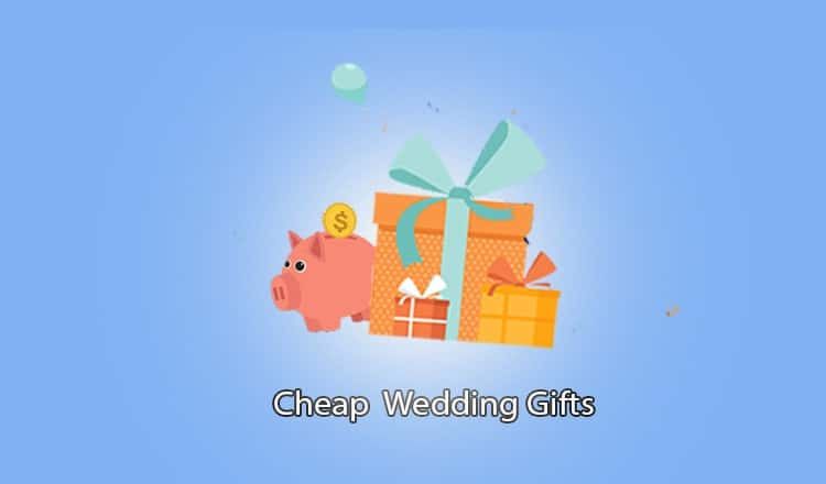 11+ Unique and Inexpensive Wedding Gifts for Couples