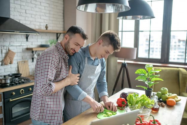 gay wedding gift - cooking classes
