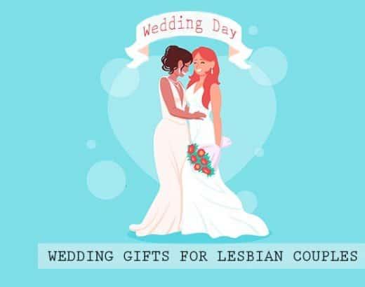 lesbian wedding gifts