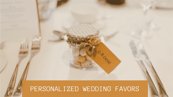 The Best 41 Personalized Wedding Favors To Keep You Inspired