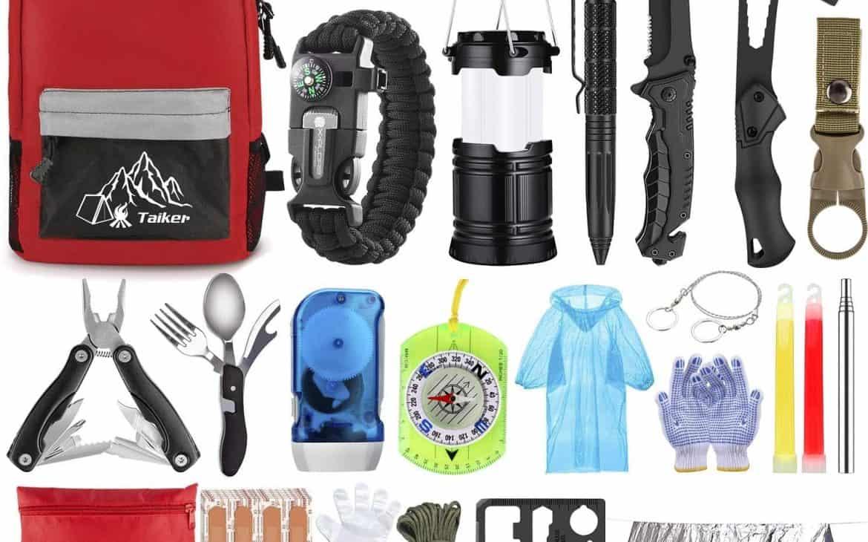 second wedding gift idea - camping gear