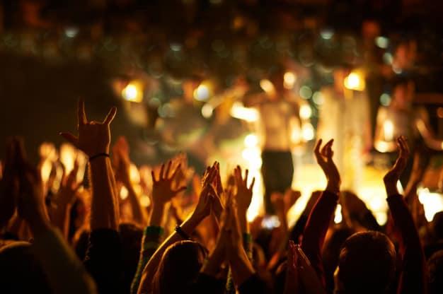 hot ticket - concert