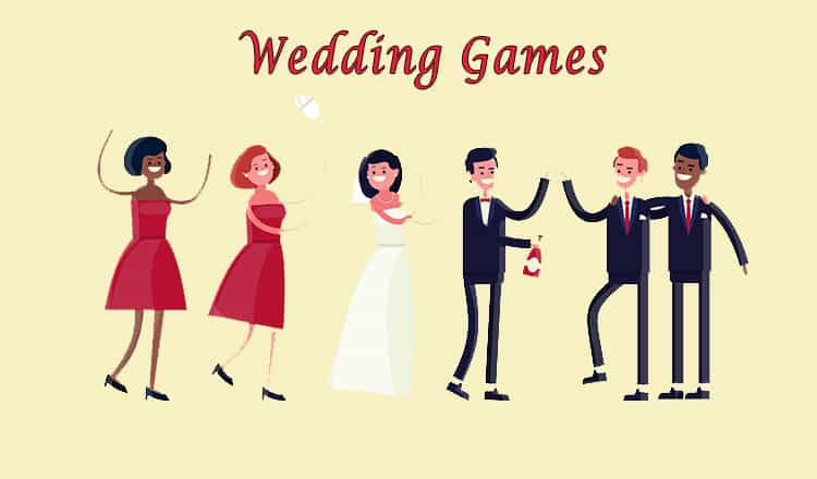 33+ Fun Wedding Reception Games and Activities Your Guests Will Love