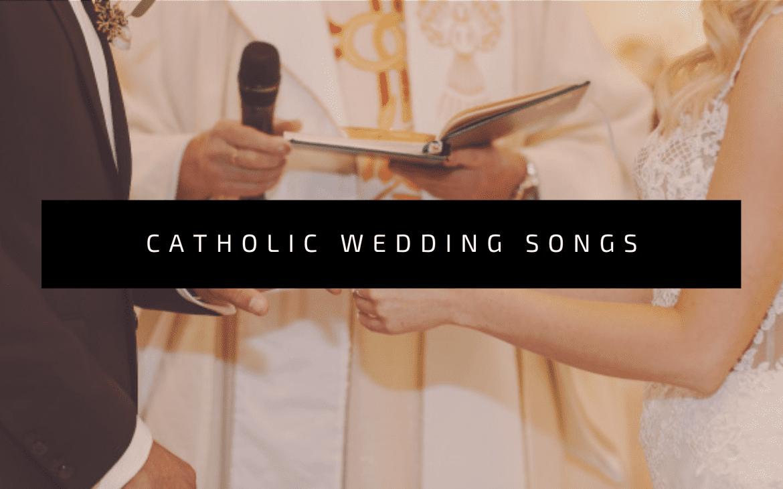 catholic wedding songs - thumbnail