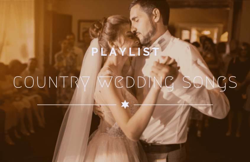 country wedding songs - thumbnail