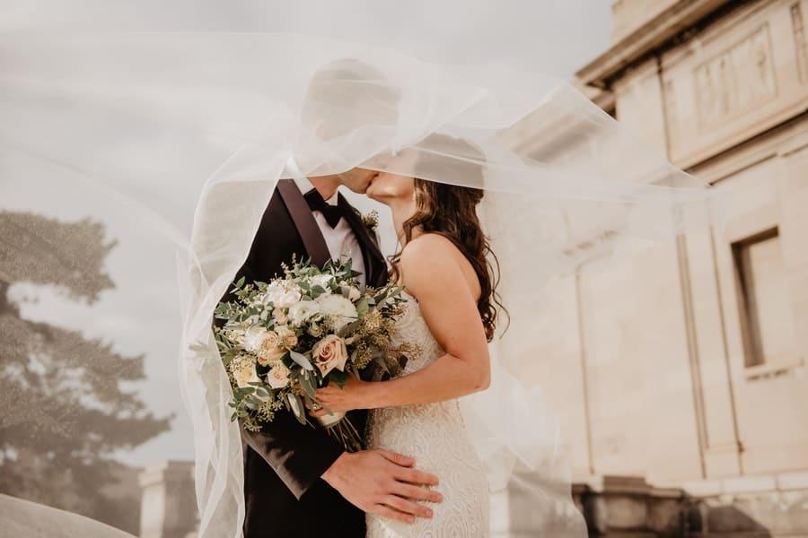 Garter Removal Songs - bride and groom
