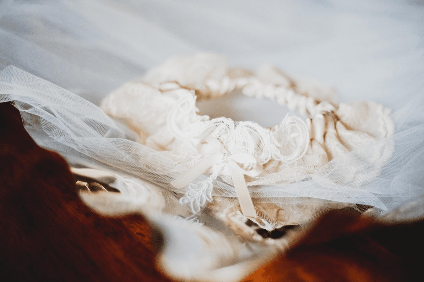 What Are Wedding Garters For?